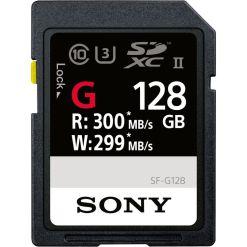 CARTE SD 128 Go SONY SF-G128