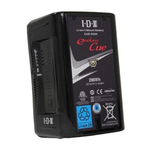 IDX CUE-D300 V-Mount - Batterie