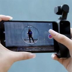Caméra stabilisée DJI OSMO POCKET
