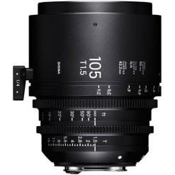 Sigma 105mm T1.5 FF (PL) - Objectif Prime Cinéma