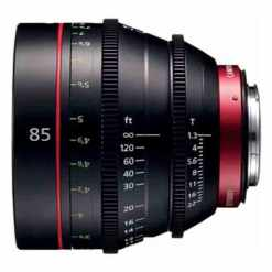 PRIME CINE LENS EF 85mm T1,3