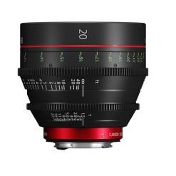 Canon Prime Cine Lens 20mm T1.5 Monture EF - Objectif Prime