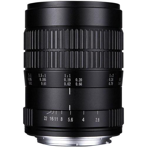 Laowa 60mm F2.8 2X Ultra-Macro (Nikon F)- Objectif