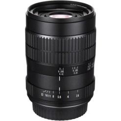 Laowa 60mm F2.8 2X Ultra-Macro Nikon F- Objectif