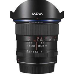 Laowa 12mm F2.8 Zero-D Nikon F - Objectif