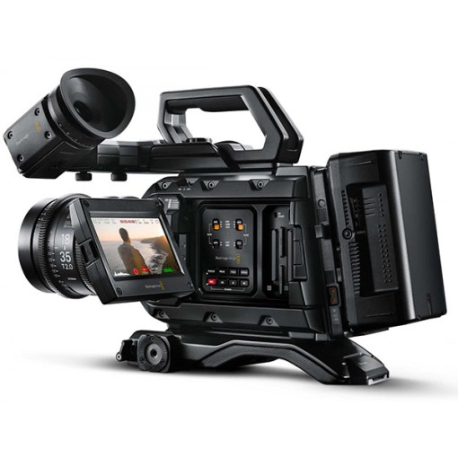 Blackmagic Design URSA Mini Pro 4.6K G2 - Caméra