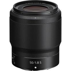 Nikon Z 50mm F1.8 S - Objectif