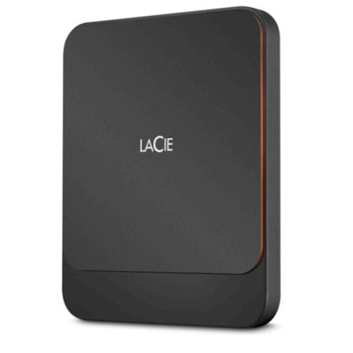 DISQUE DUR 500 GO LACIE SSD PORTABLE