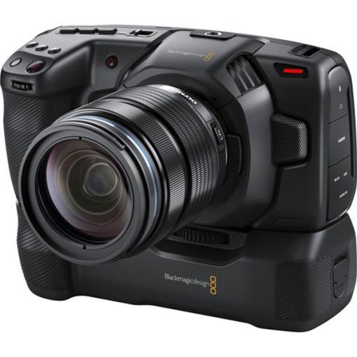 Blackmagic Design Battery Grip - Grip d'alimentation pour Pocket Cinema Camera 4K/6K