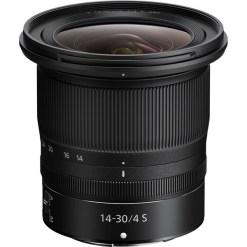 Nikon Z 14-30mm F4 S - Objectif