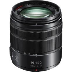 OBJECTIF PANASONIC LUMIX G VARIO 14 140MM F3.5 5.6 II ASPH. POWER O.I.S