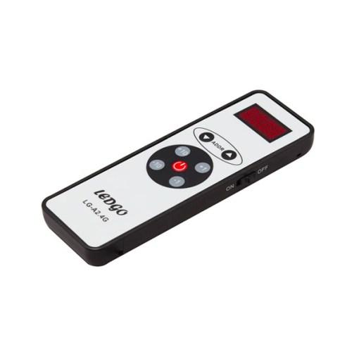 Télécommande Ledgo LG-A2,4G pour LG-D600/D1200/D1200M/D3000/D4500