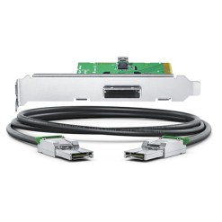 KIT BLACKMAGIC CARTE + CABLE PCIE