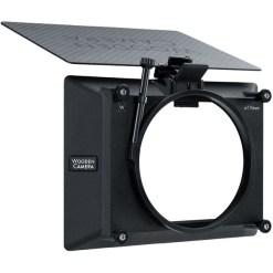 Wooden Camera Zip Box Pro 4×5.65 – Mattebox avec Support de 110mm