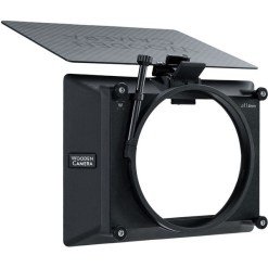 Wooden Camera Zip Box Pro 4×5.65 – Mattebox avec Support de 114mm