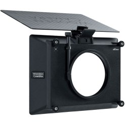 Wooden Camera Zip Box Pro 4×5.65 – Mattebox avec Support de 80mm