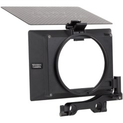 Wooden Camera Zip Box Pro 4x5.65 Swing Away - Mattebox avec Support pivotant