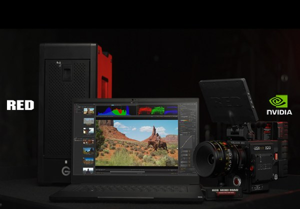 RED et NVIDIA démocratisent les workflows 8K en temps réel
