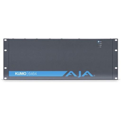 AJA KUMO 6464 Compact 64x64 3G-SDI - Grille de commutation
