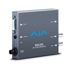 Mini Convertisseur AJA ROI-DVI