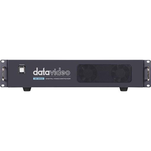 Datavideo SE-2850-12 - mélangeur vidéo numérique 12 entrées