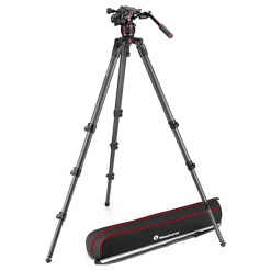 Manfrotto Nitrotech 608 Avec Trepied 536