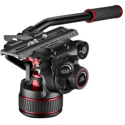 Manfrotto Nitrotech 612 Rotule Video