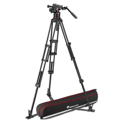 Manfrotto Twin Legs Aluminium GS - Trépied