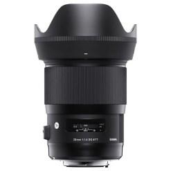 Sigma 28mm F1.4 DG HSM Art Monture L - Objectif