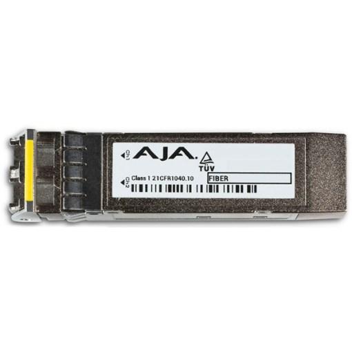 AJA HDBNC-2RX-12G - Récepteur 12G sur SFP BNC pour FS4