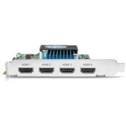 Aja KONA HDMI - carte d'acquisition PCIe avec 4 entrées HDMI