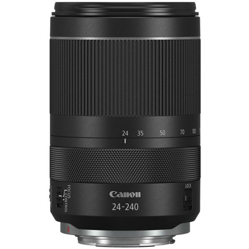 Canon RF 24-240mm F4-6.3 IS USM - Objectif