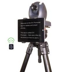 Datavideo TP-150 - système de téléprompteur pour caméra PTZ
