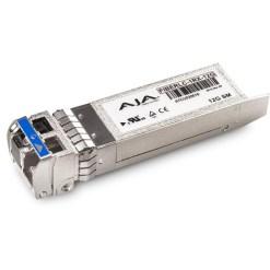 AJA FiberLC-1-RX-12G - 1 Canal 12G-SDI Single Mode LC Fiber Rx SFP pour FS4/FS-HDR
