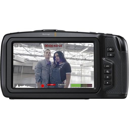 Blackmagic Design Pocket Cinema Camera 6K (Canon EF) - Caméra 6K