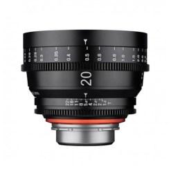 XEEN 20mm T1.9 monture Nikon F métrique - objectif