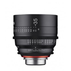 XEEN 35mm T1.5 monture Nikon F métrique - objectif