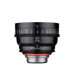 XEEN 20mm T1.9 monture micro 4/3 métrique - objectif