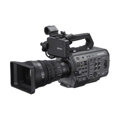Kit Caméra Sony PXW-FX9 + objectif 28-135mm