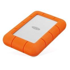 Lacie Rugged Mini USB 3.0 5 To - disque dur mobile