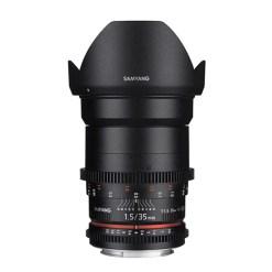 Samyang 35mm T1,5 VDSLR II Sony E - objectif