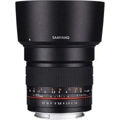Samyang 85mm F1.4 AE Aspherical IF - Objectif
