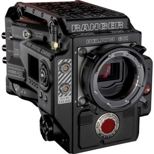 RED RANGER avec HELIUM 8K S35 (V-Lock) – Caméra