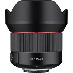 Samyang AF 14mm f/2.8 Nikon F - Objectif