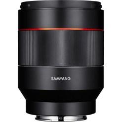 Samyang AF 50mm f/1.4 Sony FE - Objectif