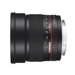 Samyang 85mm F1.4 AS IF (Fujifilm X) - Objectif