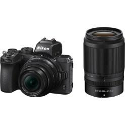 Nikon Z50 avec 16-50mm et 50-250mm -  Appareil Photo et Objectifs