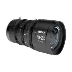 Dzofilm 10-24mm T2.9 monture Micro 4/3 impérial - Objectif Cinéma