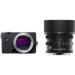 Sigma fp avec 45mm F2.8 DG DN - Appareil Photo avec Objectif