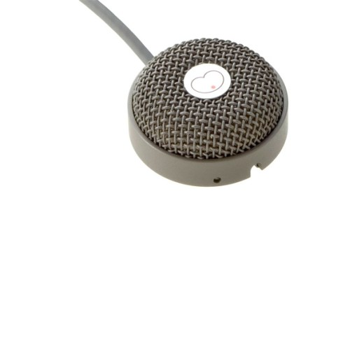 Sanken CUB-01-B - micro cardioide avec préampli (blanc)